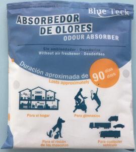 Saquito Blue Teck