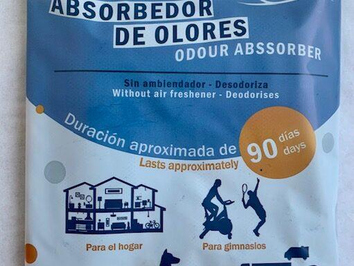 Saquito azul 4,95€/unidad