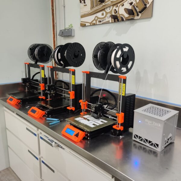Impresoras 3D y los olores